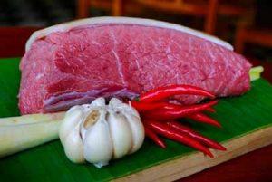 Thịt bò cuốn ngô non chiên xù lạ mà quen